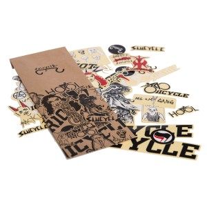 Suicycle Sticker Pack