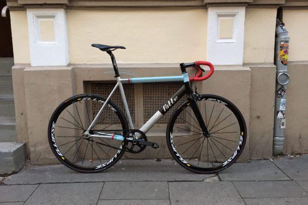 Foto Fahrrad Ritte Track