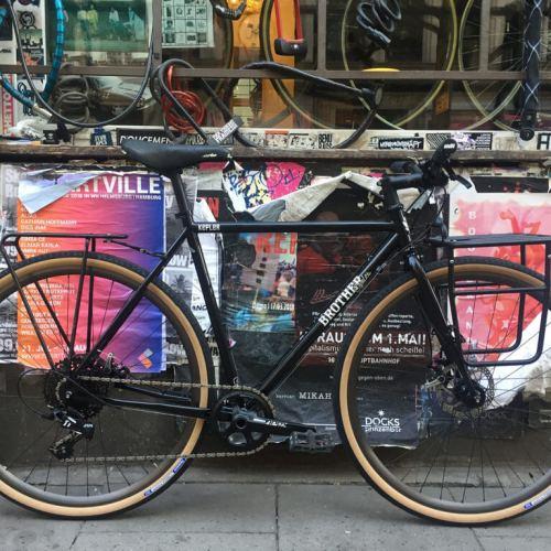 Foto Fahrrad Marke Brother