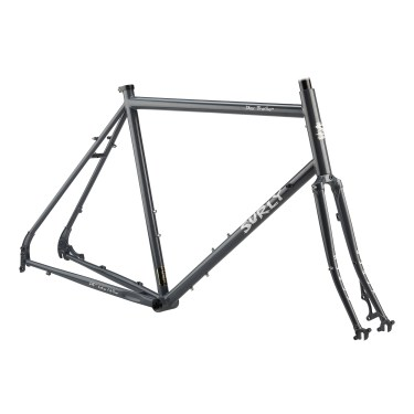 photo of surly-disc-trucker-frameset-gray