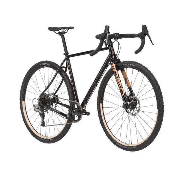 bicycle gravel photo rondo ruut st1 black