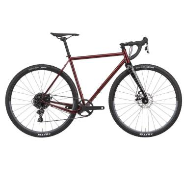 bicycle gravel photo rondo ruut st2 red