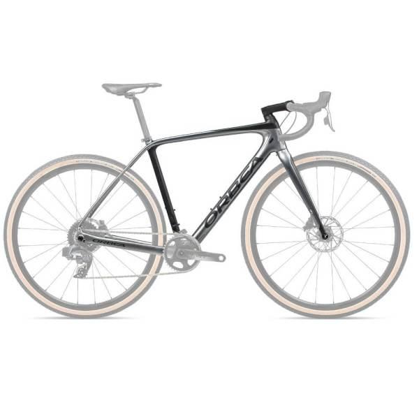 photo of orbea gravel bike