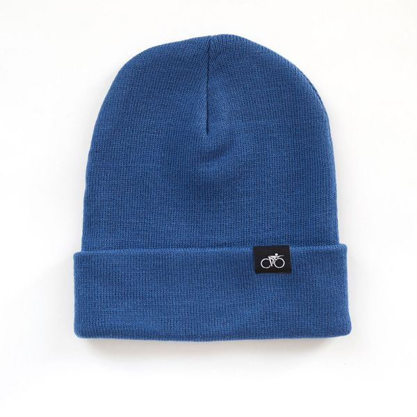 suicycle beanie blue