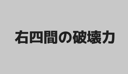 矢倉を右四間で攻略