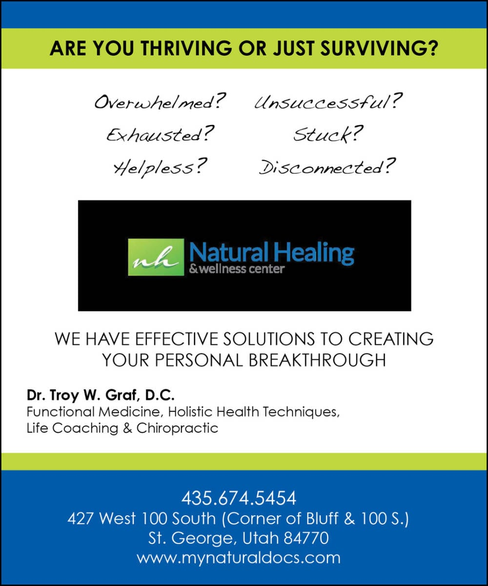 Natural Healing And Wellness Center St George