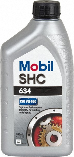 Mobil – 120271 – Gear Oil SAE Grade: 140 ISO Grade: 460