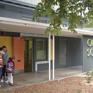 Canyon School office