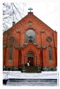 Eglise Alexandre de Tampere