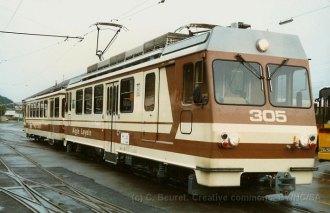 CH - TPC - AL gare d'Aigle