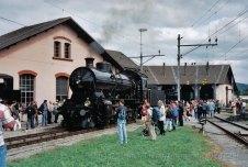 CH - CFF Historic C 5/6 à Delémont