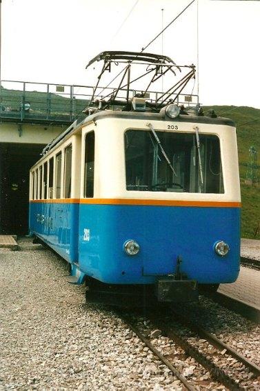 CH - MVR (MTGN) à la gare des Rochers de Naye