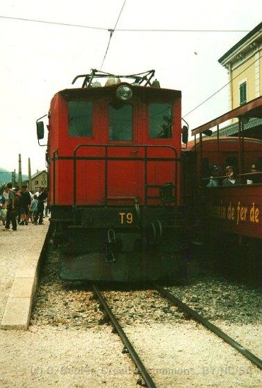 F - chemin de fer de la Mure à la Mure