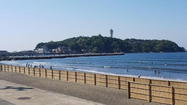 【江ノ島へのアクセス】車と電車(江ノ電) &バスでの行き方!三大都市徹底比較