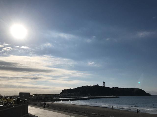 【江ノ島海水浴場2019】海開きいつから?海の家いつまで?観光と混雑攻略