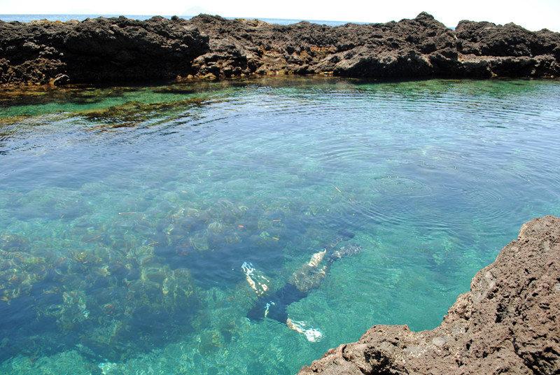 トウシキ海水浴場