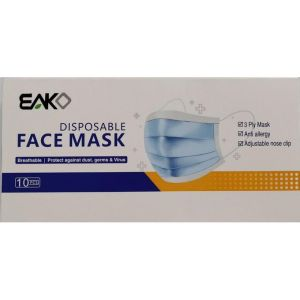 3Ply EAKO Disposable Mask Surgical Face Mask