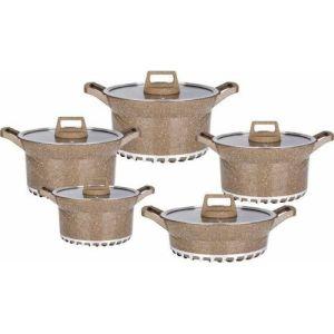 Nonstick Granite Cooking Pots Heavy Duty Cooking Pots