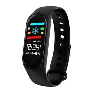 Bluetooth M5 Smart Bracelet Sport Fitness Tracker Heart rate Monitor Waterproof Women Men Wristwatch Smart Band PK Mi5