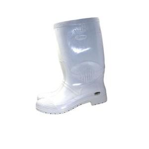 P&C Waterproof Industrial Gumboot White
