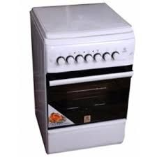 Mika 2 gas 2 electric cooker Electric Oven 60x60cm