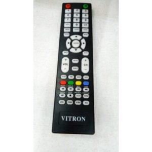vitron 43 inch remote