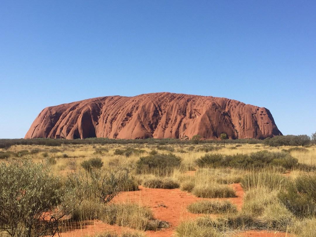 Uluru, the Australian Outback