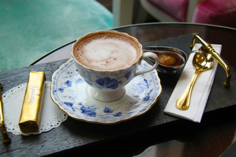 hot chocolate things to do in paris with kids