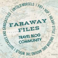 Suitcases and Sandcastles
