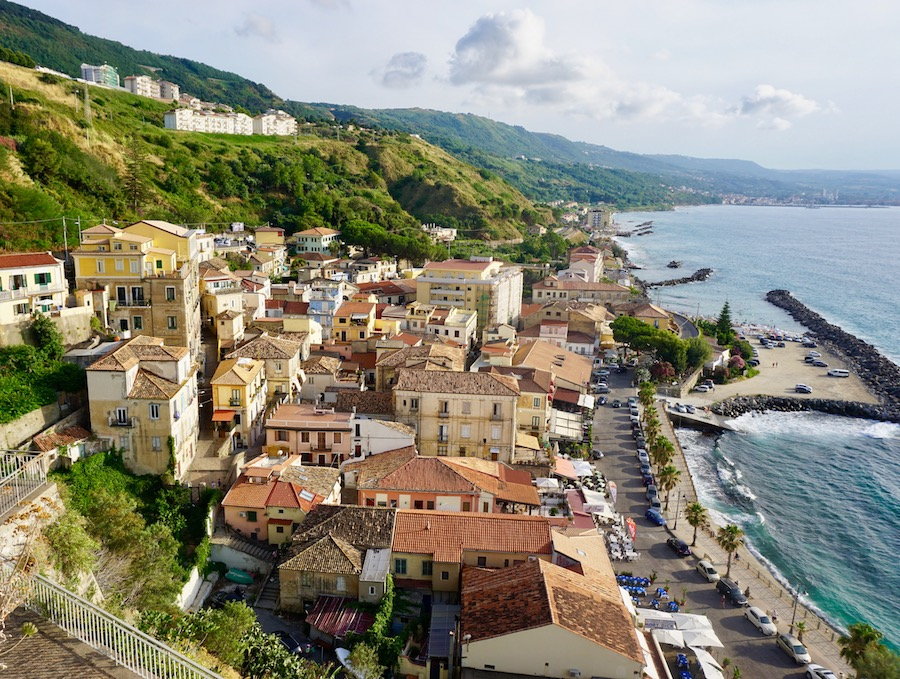 pizzo in calabria italy