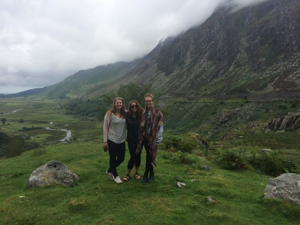 Suitcase Six Anna-Melissa-Sarah-in-Snowdonia-1024x768 Woman of the Week: Anna