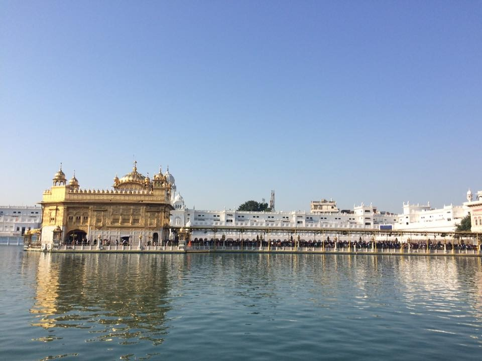 Suitcase Six goldentemple_amritsar_india Woman of the Week: Haley