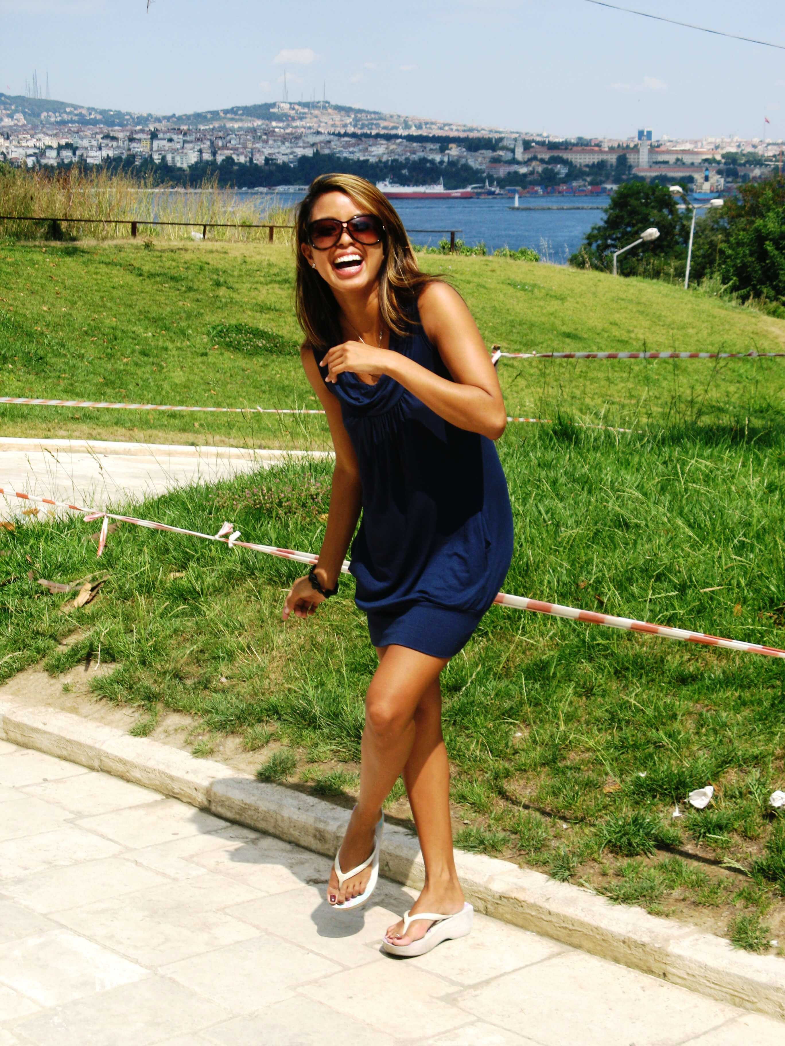 Suitcase Six Istanbul Woman of the Week: Vanessa