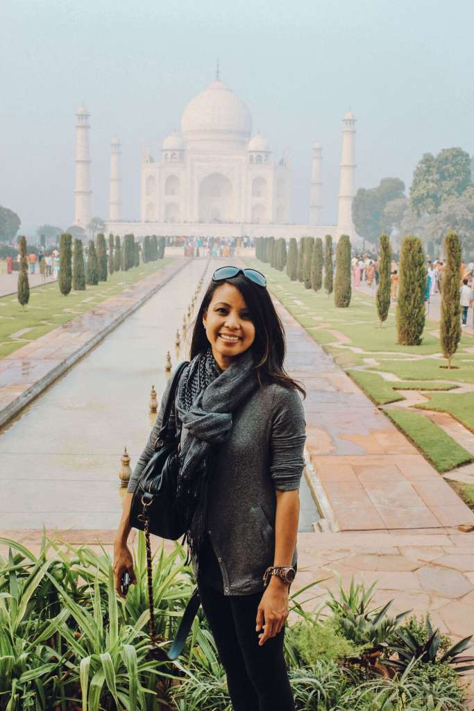 Suitcase Six Taj-Mahal-683x1024 Woman of the Week: Vanessa
