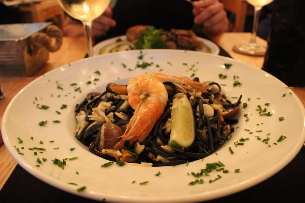 Suitcase Six neropasta2-1024x683 From Codfish to Cozido: 5 Places to Eat in the Azores