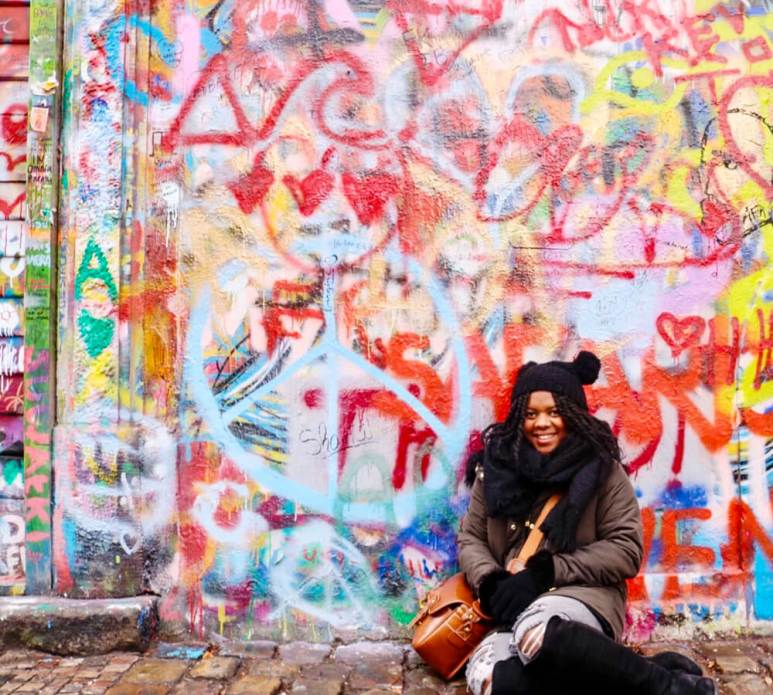 Suitcase Six sojournergraffiti Woman of the Week: Sojourner