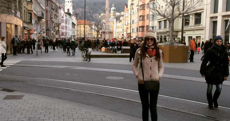 Suitcase Six sticlarustreet Woman of the Week: Cristina