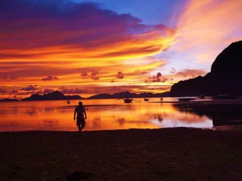 Suitcase Six Melanie-sunset Wandering Women