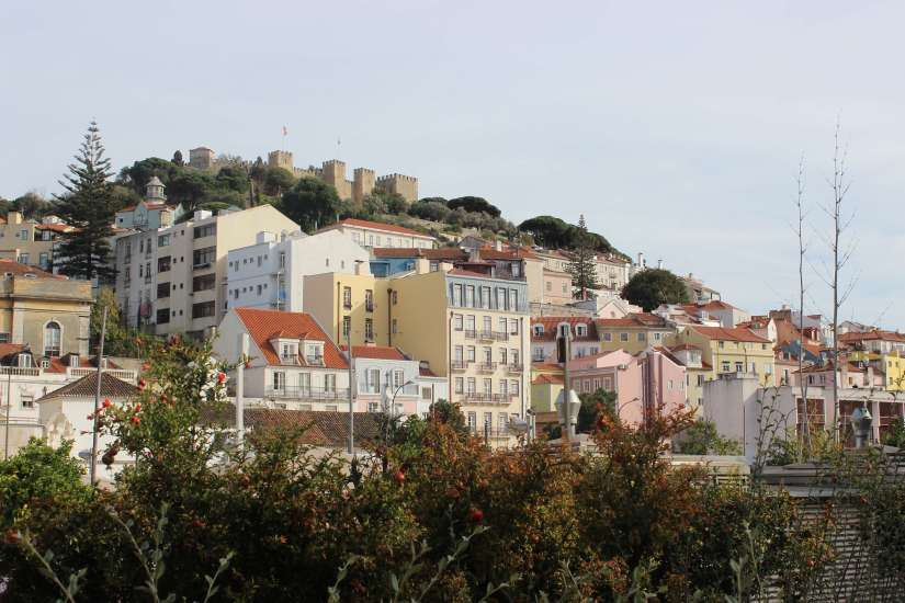 Suitcase Six hill-view Navigating Portugal: A Helpful Guide for Female Backpackers