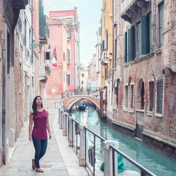 Suitcase Six veronica-venice Woman of the Week: Veronica