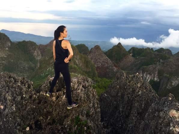 Suitcase Six Christine-Osmena-Peak_Cebu_Philippines Woman of the Week: Christine