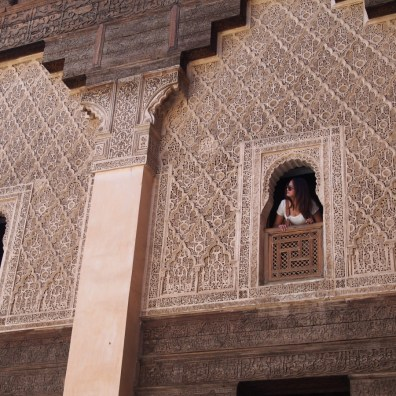 Suitcase Six Kate-Ben-Youssef-Marrakech-Morocco Woman of the Week: A Celebration