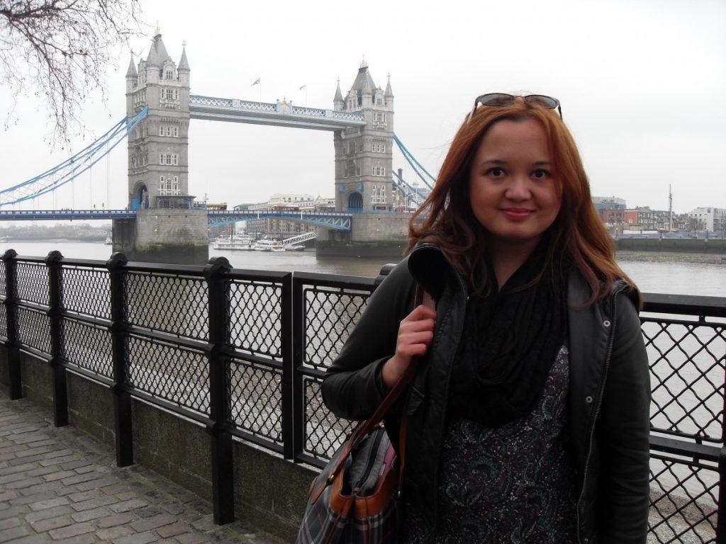 Suitcase Six Kate-London-Tower-Bridge-1024x768 Woman of the Week: Kate