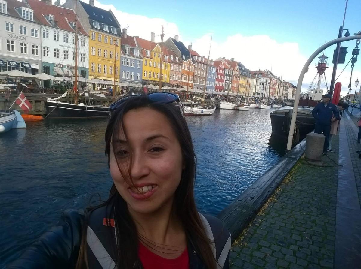 Suitcase Six Karem-in-Copenhagen Woman of the Week: Karem