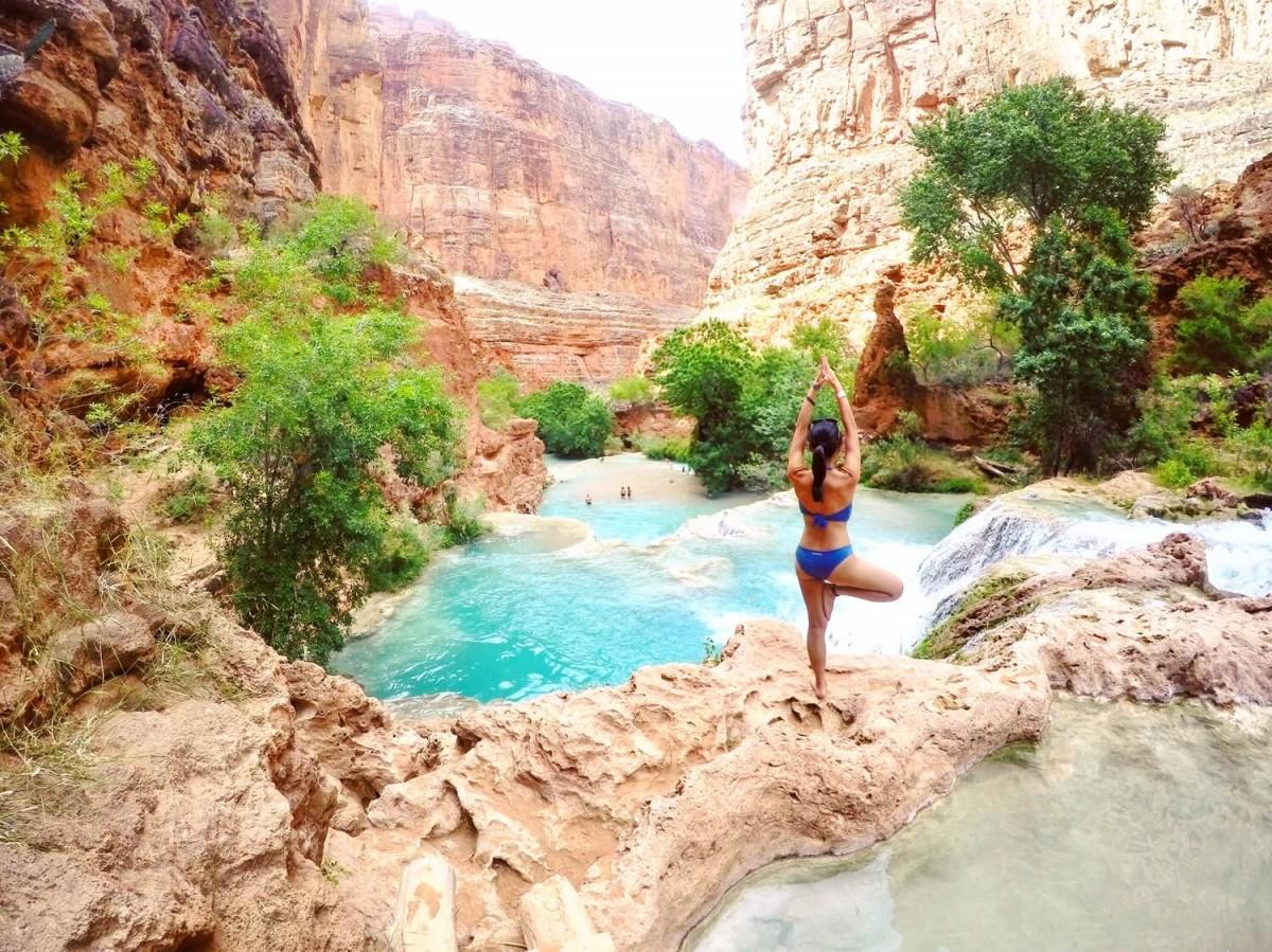 Suitcase Six Jasmine-Yoga Woman of the Week: Jasmine