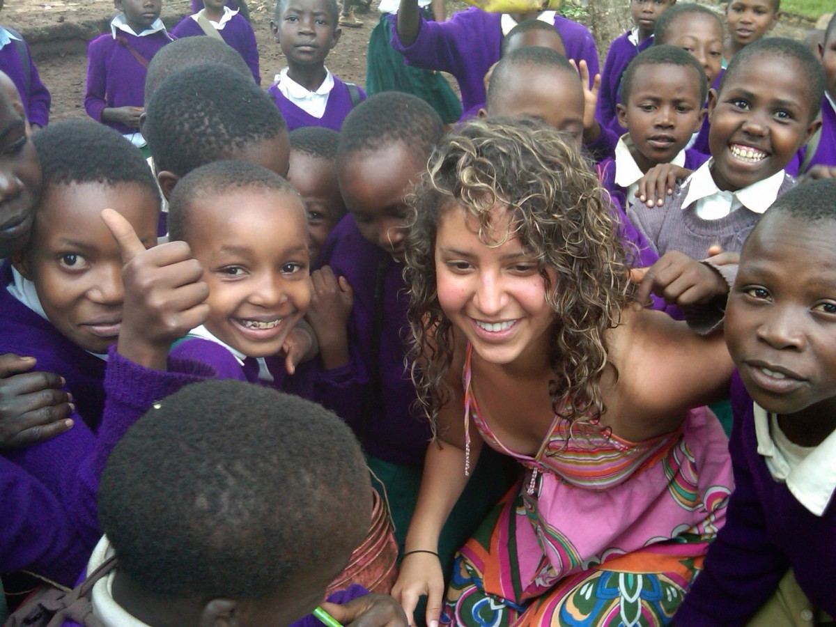 Suitcase Six tanzania Woman of the Week: Latifah