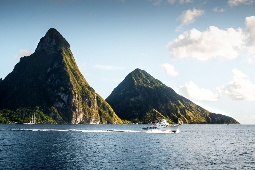 Suitcase Six Pitons-Bay-1024x683 GLOBAL DIRECTORY: ST. LUCIA