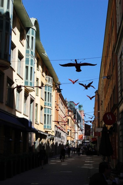 Suitcase Six Sweden-streets Costs of Travel in Scandinavia: What I Spent in 3 Weeks