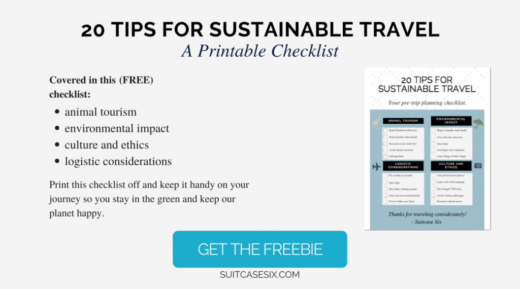 Suitcase Six Copy-of-Sustainable-Travel-Freebie-Landing-Page-2 Why This Scuba Instructor Switched To A Menstrual Cup Instead Of Tampons