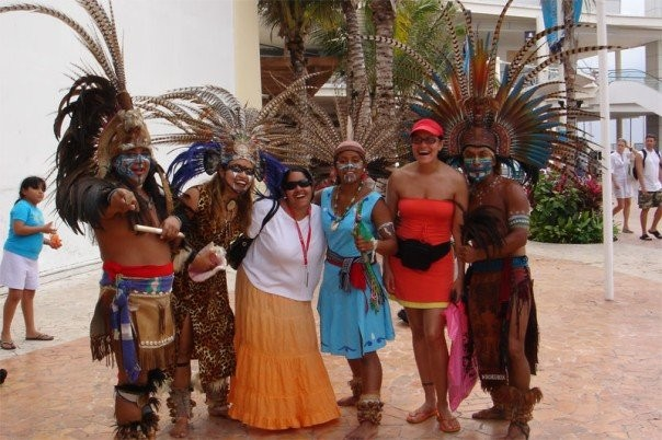Suitcase Six Cozumel-Mexico-Having-laughs-with-the-local-Myans Woman of the Week: Interview with a Travel Advisor